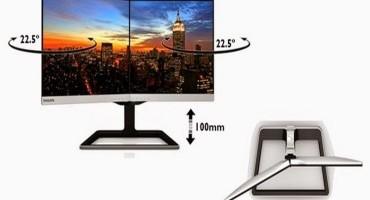 Philips: innova con un prodotto unico al mondo, il primo monitor 2-in-1