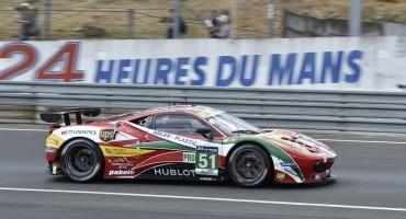 FIA WEC: 24 Ore di Le Mans: doppia pole per le Ferrari AF Corse