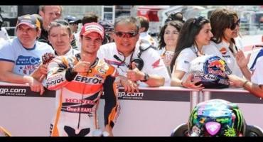 MotoGP, Gran Premio de Catalunya, Dany Pedrosa su tutti, 3° Marquez, 5° Rossi