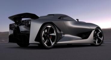 NISSAN e PLAYSTATION rivelano uno studio sul futuro delle supercar