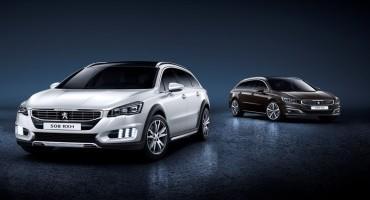 Peugeot, la nuova era della 508