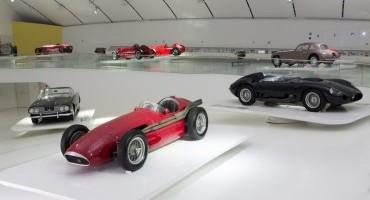 Al MEF di Modena si ripercorrono  i 100 anni di Maserati