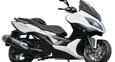 Kymco, la versione 400i ora disponibile anche con ABS