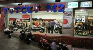 Dotoli M2, Napoli, nuovo punto vendita MV Agusta vi aspetta il 26 Giugno
