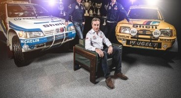Dakar 2015, Stéphane Peterhansel parteciperà con Peugeot
