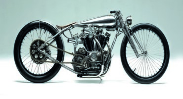 Maxwell Hazan e le sue meravigliose motociclette custom