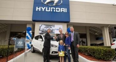 Hyundai vende in California la prima Tucson Fuel Cell