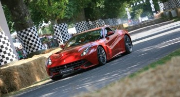 Ferrari protagonista al Goodwood Festival of Speed