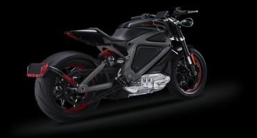 Project Livewire, il primo veicolo elettrico di Harley-Davidson