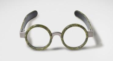 Dalla tecnologia Budri, il primo occhiale al mondo realizzato in marmo.