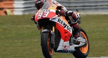 MotoGP-GP Assen 2014: salgono a 8 le vittorie di Marquez, 2° Dovizioso, 5° Rossi