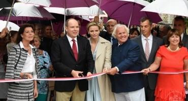Piaget cura il restauro del Roseto della Principessa Grace di Monaco