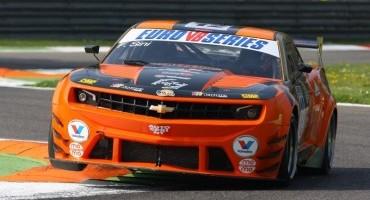 EuroV8 Series, Brno, Gara 2 dominata da Sini, 2° Baldan, 3° Mugelli