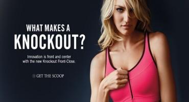 knokout di Victoria's Secret, il reggiseno sportivo più innovativo della storia