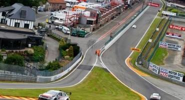 WTCC, SPA-FRANCORCHAMPS, le Citroen danno spettacolo