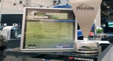 La tecnologia Yokohama premiata al Reifen Innovation Award 2014