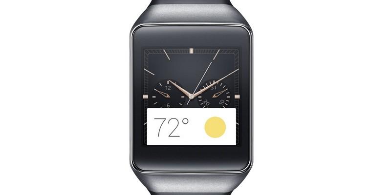 Da samsung l 39 orologio gear live con android wear for Orologio della samsung