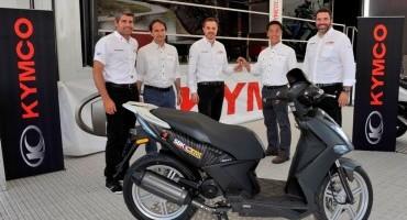 KYMCO , nuovo Technical Supplier del Campionato Mondiale eni FIM Superbike