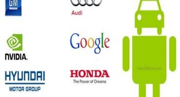 Prosegue la strategia di Android e Open Automotive Alliance