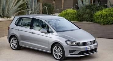 VW Golf Sportsvan: conquistate le 5 stelle Euro NCAP