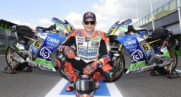 Moto GP – Honda: CWM World sarà sponsor del team LCR Honda a partire dal GP di Assen