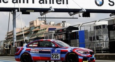 BMW Motorsport farà correre una BMW M235i al Nürburgring-Nordschleife