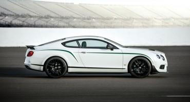 Bentley Continental GT3-r, come fondere lusso ed elevate prestazioni