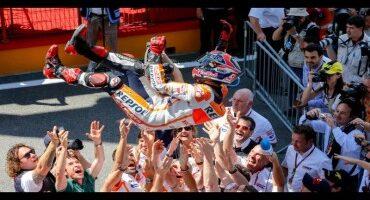 MotoGP, Mugello, Marc Marquez centra il sesto sigillo stagionale, 2° Lorenzo, 3° Rossi