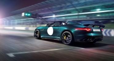F-Type Project 7: sarà la più potente e veloce Jaguar mai realizzata