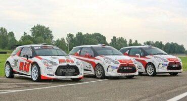 Citroen presenta la gamma Racing DS 2014 competizioni clienti