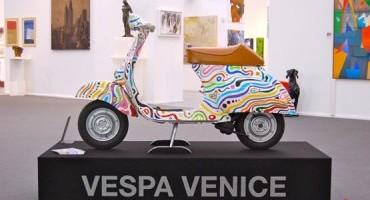 La Vespa Venice di Moretto all'8° Vespa World Days