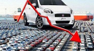 Immatricolazioni auto nuove, Maggio negativo (-3,8%) con 131.602 unità.