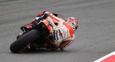 """Moto GP, Mugello, Brembo incorona Marc Marquez Re degli """"staccatori"""""""
