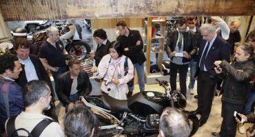 """A Milano, nel """"moto quartiere"""" nasce Millepercento Store"""