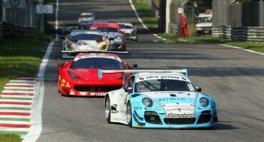 Su Raisport2 le repliche delle gare del Campionato Italiano Gran Turismo.