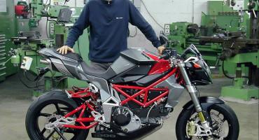 Muore il progettista Robbiano, incidente in moto, era stato allievo di Massimo Tamburini