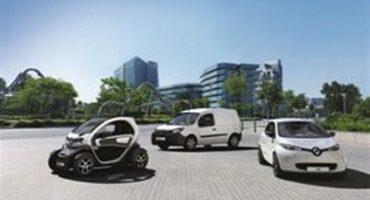 Renault, nel triennio 2010/2013 riduce l'impronta di carbonio del 10%