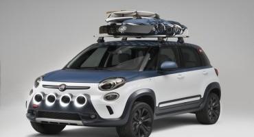 Da Fiat, 500L-Vans Design Concept