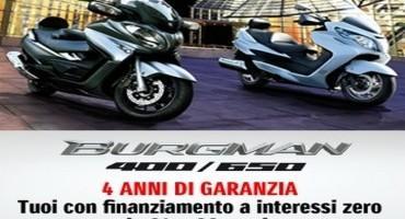 Scegliere una moto Suzuki è facile e vantaggioso