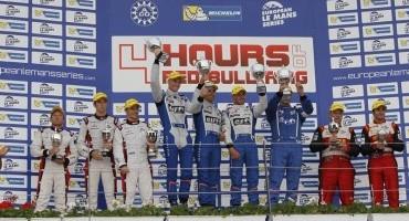 Alpine A450b in vetta nel terzo appuntamento della European Le Mans Series