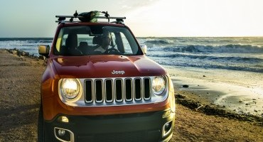 Jeep® cavalca l'onda dell'Italia Surf Expo 2014