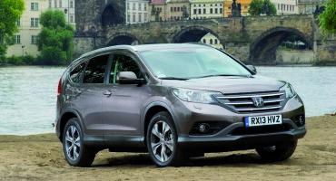 Il SUV più venduto al mondo? E' il CR-V e lo produce la Casa giapponese Honda