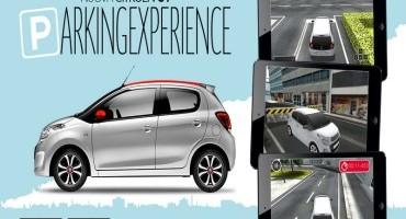 Citroën C1 Parking Experience: la nuova applicazione per smartphone e tablet