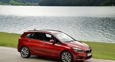 Serie 2 Active Tourer, la nuova proposta di BMW Group