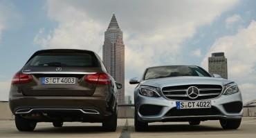 Mercedes-Benz: a Settembre la nuova Classe C Station Wagon