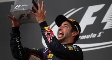 F1, GP Ungheria: Ricciardo vince all'Hungaroring, 2° Alonso di forza, battaglia in casa Mercedes
