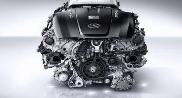 Mercedes: il nuovo motore biturbo V8 da 4 litri AMG fornisce prestazioni da primato