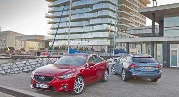 Nuova Mazda6, ancora più ecologica e con consumi da primato