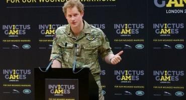 Jaguar Land Rover e' sponsor ufficiale degli Invictus Games, promossi dal Principe Harry