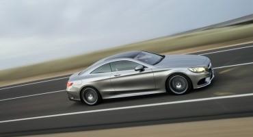 Mercedes: Classe S Coupé vince l'Internet Auto Award 2014